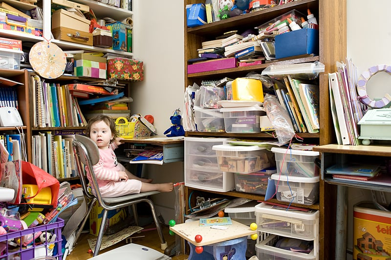 Clean Out the Clutter