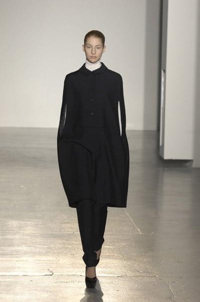 Milan Fashion Week, Fall 2007: Jil Sander