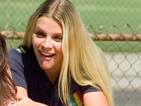 WATCH: Busy Philipps Shares the Real Story Behind Her Freaks and Geeks Audition Tape