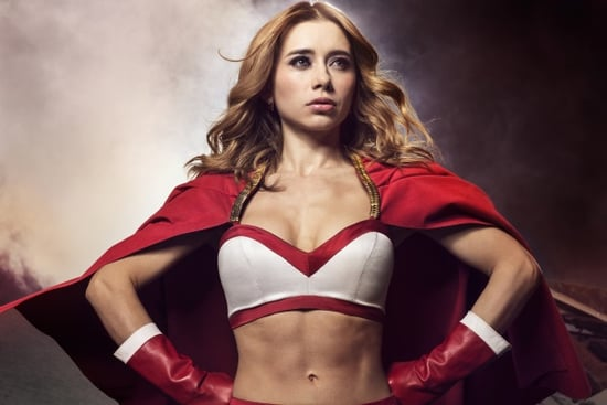 'Powers' Interview: Olesya Rulin on Becoming the New Retro Girl