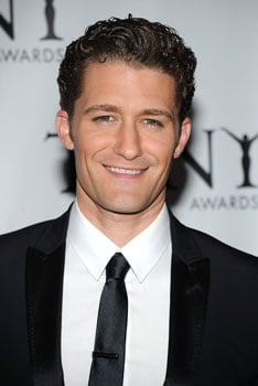 Matthew Morrison Uses Lubriderm on His Hair