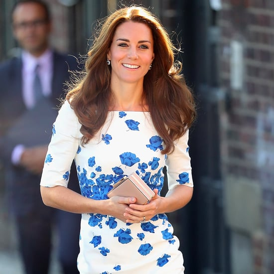 Kate Middleton Wearing an LK Bennett Dress