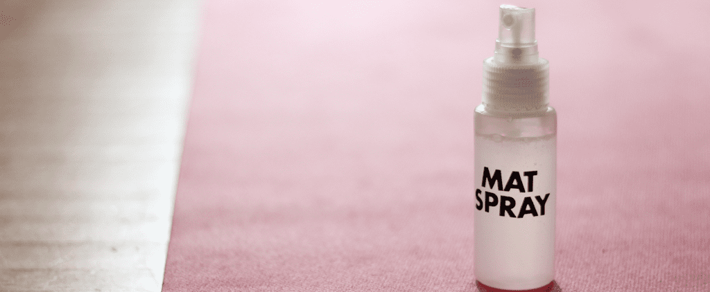 A DIY Spray to Stay Germ-Free at the Gym (and Everywhere Else, Too)