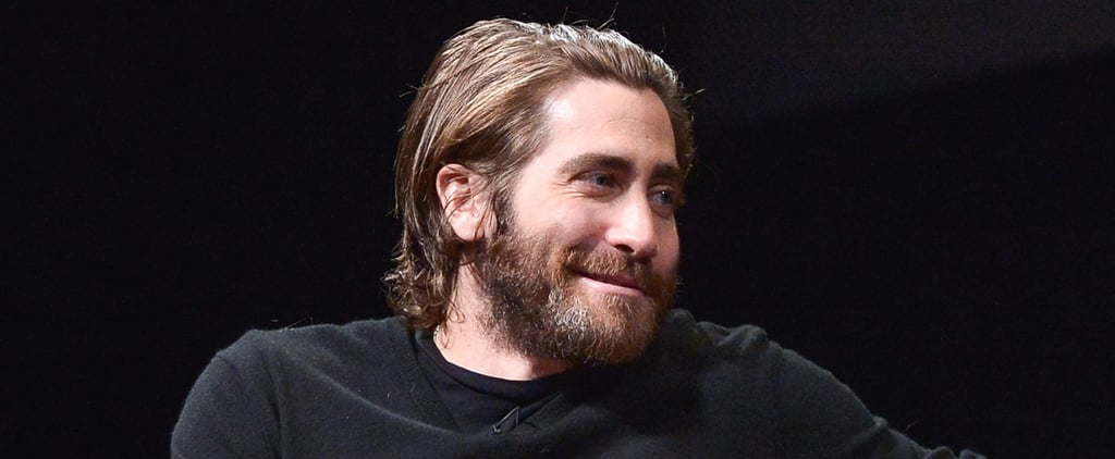 Jake Gyllenhaal's Face Is Under There Somewhere