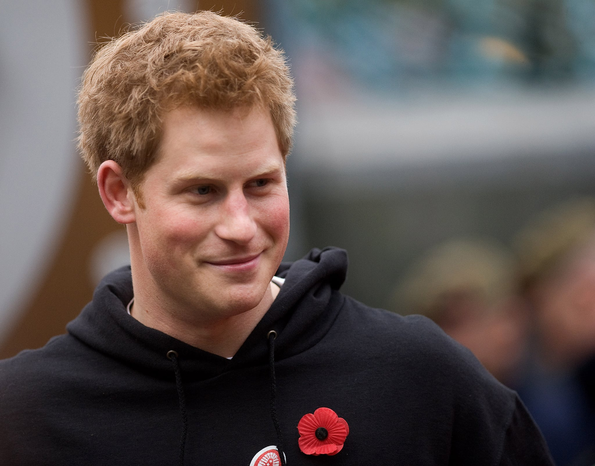 Prince Harry attended the launch of the Soldier Challenge 2011 in London.