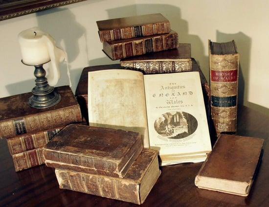 Vintage Geek: Books