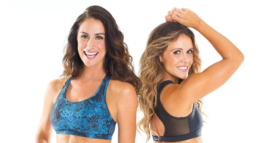 Sculpt a Sexy Back With These Moves From Tone It Up Trainers Karena Dawn and Katrina Scott