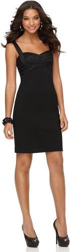 JS Collections Dress, Sleeveless Sweetheart Neck Cocktail Dress