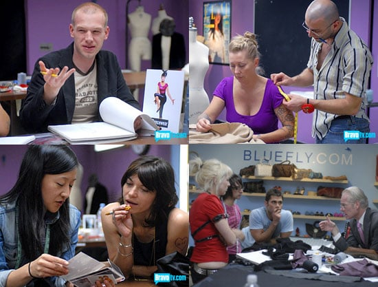 """Which Was the Worst of the """"Out"""" Trends on Project Runway Last Night?"""