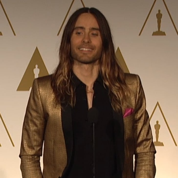 """Jared Leto's Rags-to-Riches Story: """"We Were Born Very Poor"""""""