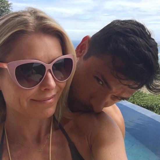 Kelly Ripa and Mark Consuelos's Family Photos on Instagram