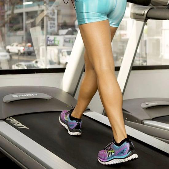 Mountain Hike Treadmill Workout
