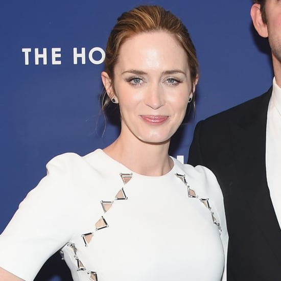 Emily Blunt's White Dress Is Perfection