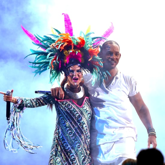 Will Smith and Bomba Estereo Perform at 2015 Latin Grammys
