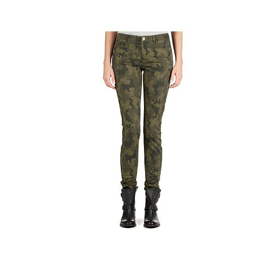 Yes, I know Pantone was all about emerald in 2013, — but it's khaki green that I'll be wearing this year. — Ali, FabSugar editor Jeans, $99, Country Road
