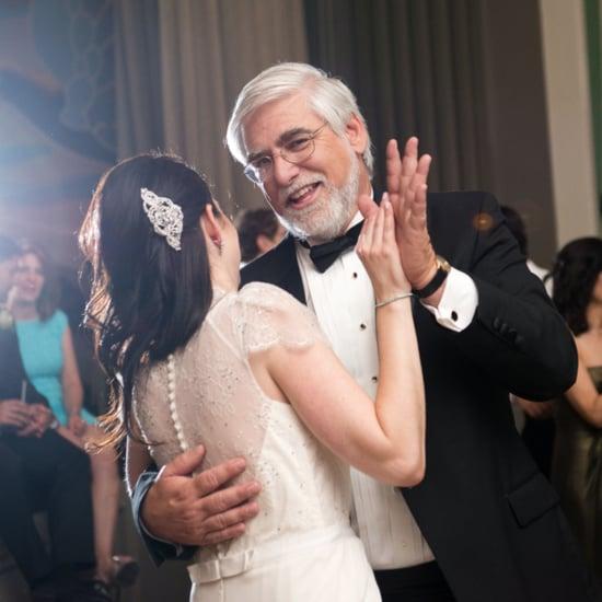 Father Daughter Wedding Dance: Samuel Eto'o's Wife Georgette Tra Lou's Wedding Dress