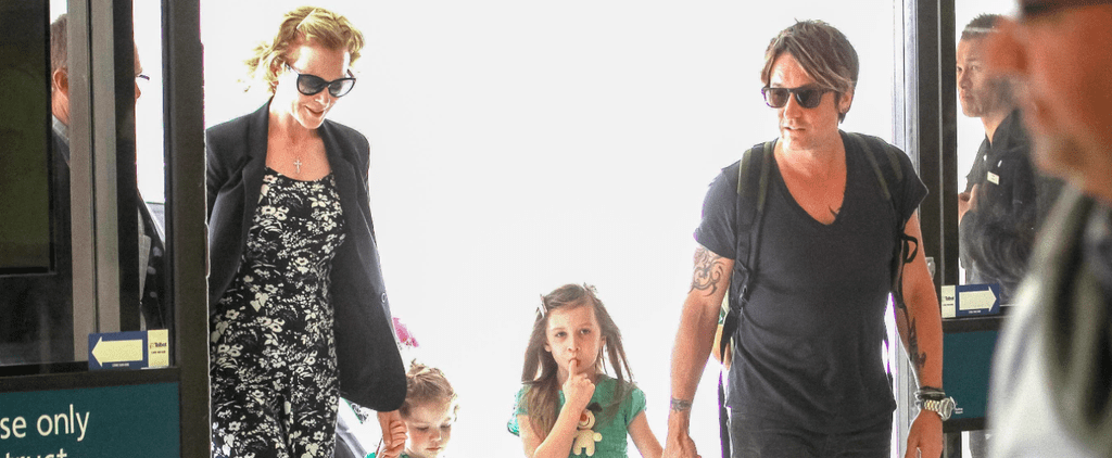 Try Not to Smile at Nicole and Keith's Matching Daughters