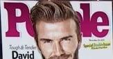 David Beckham Is People's 2015 Sexiest Man Alive