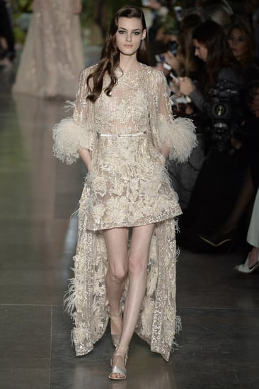 Kendall's Spring 2015 Elie Saab Couture Look on the Runway