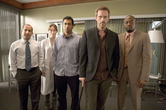 Five Questions for House