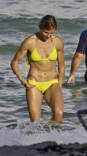Cameron Diaz Bikini Pictures in Miami