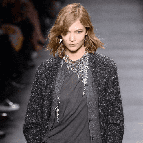 Isabel Marant Fall 2014 Hair and Makeup   Runway Pictures