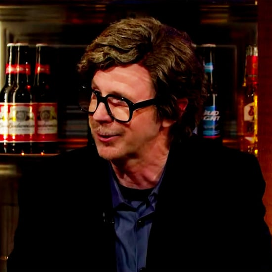 Dana Carvey as Michael Caine on The Late Late Show