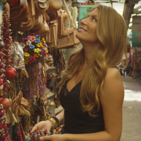 Genevieve Gorder Hosts Mexico City Design Tour Videos