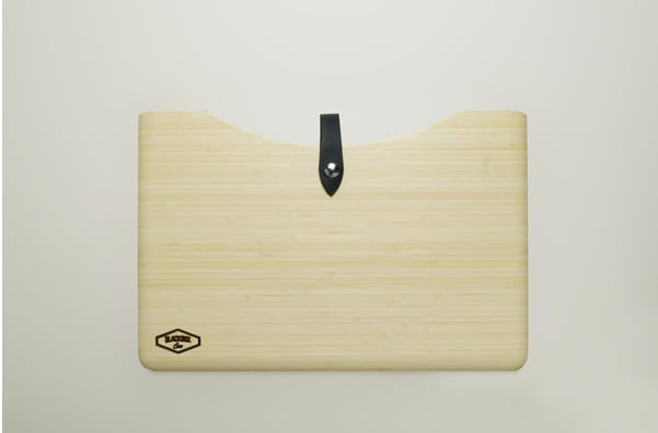 The exterior of this MacBook Pro case ($139) is made from bamboo for serious protection, while a soft inner felt lining ensures your 15-inch machines stay scratch-free.