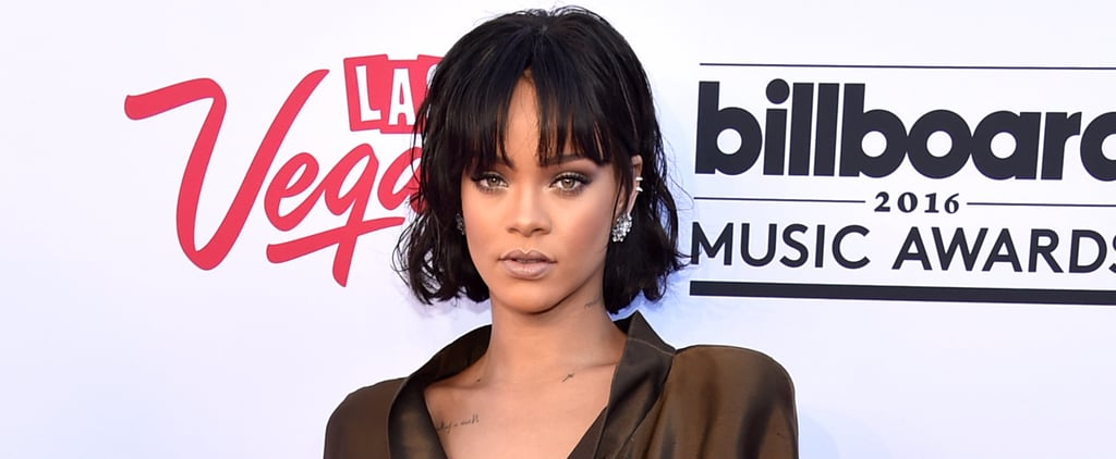 Rihanna's Flawless Skin Shines Bright Like a Diamond at the Billboards