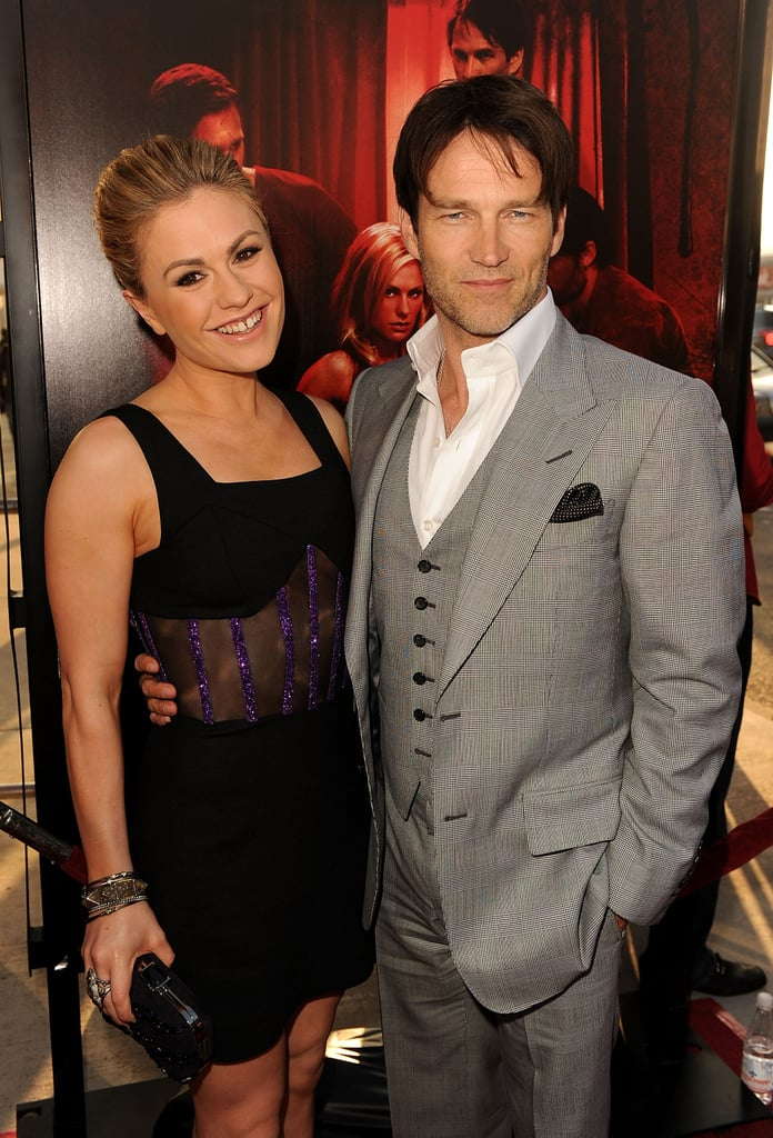 True Blood led to true love for Anna Paquin and Stephen Moyer.