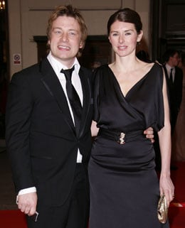 Photos of Jamie Oliver and Jools Who Are Pregnant Expecting Their Fourth Child 2010-03-04 08:35:06