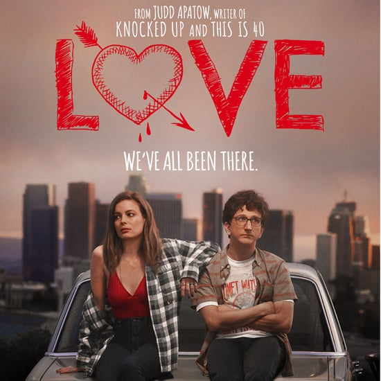 Judd Apatow TV Show Love Review
