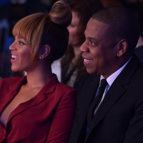 Beyoncé Knowles and Jay-Z Honor LeBron James   Pictures