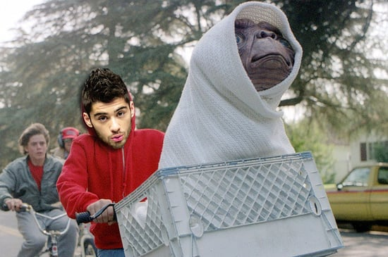Zayn Malik Says An Alien Told Him To Leave One Direction