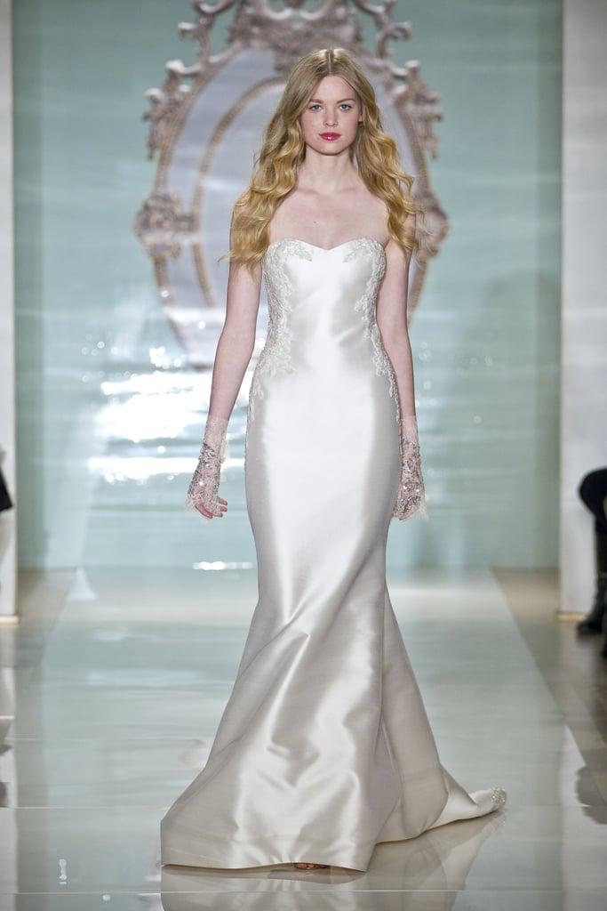 Reem Acra Bridal Spring 2015