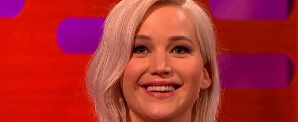 """Jennifer Lawrence Recalls the 1 Time She """"Humiliated Myself More Than I Ever Have Before"""""""