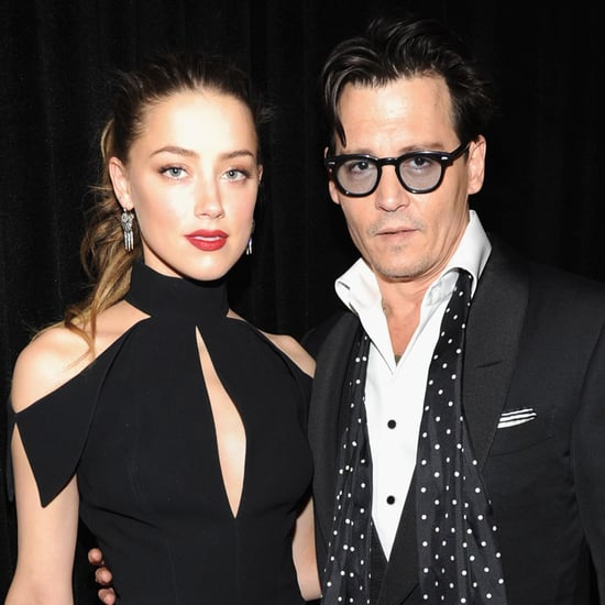 Amber Heard Files a Domestic Violence Restraining Order Against Johnny Depp — Get the Latest Details on Their Split