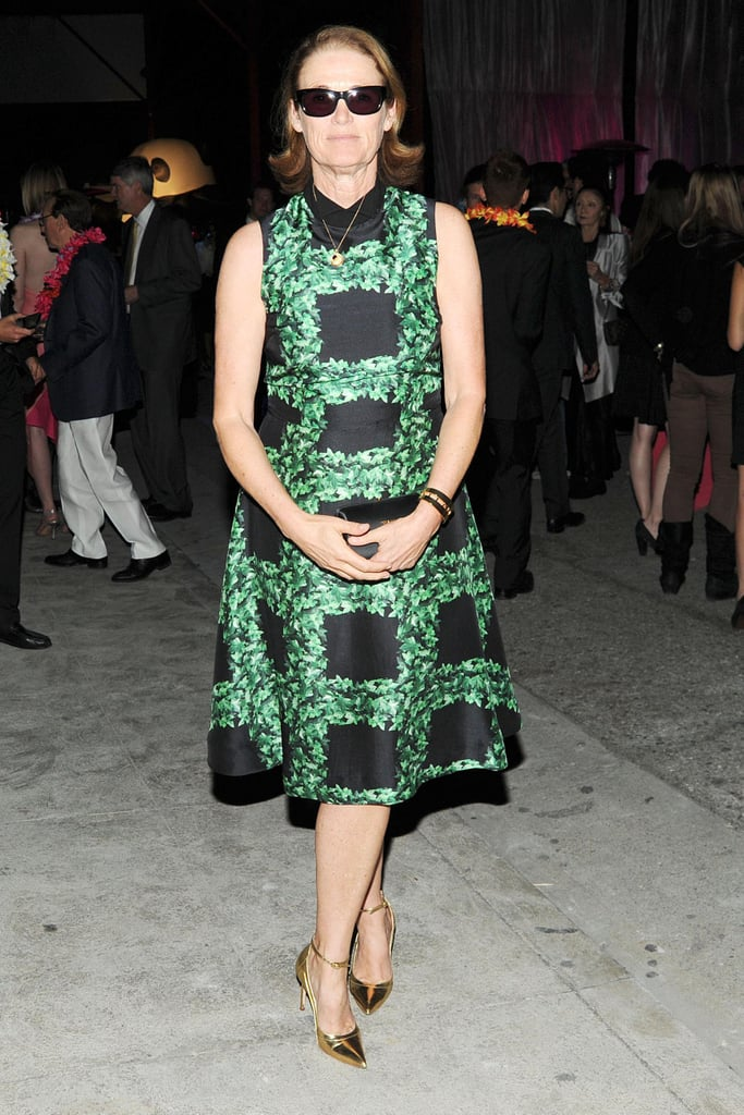 Lisa Love at the Yesssss! MOCA Gala 2013 in Los Angeles. Source: Billy Farrell/BFAnyc.com