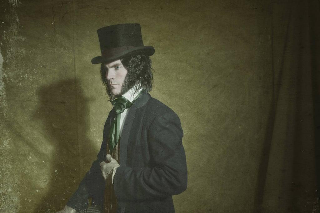 Wes Bentley as Edward Mordrake in Freak Show