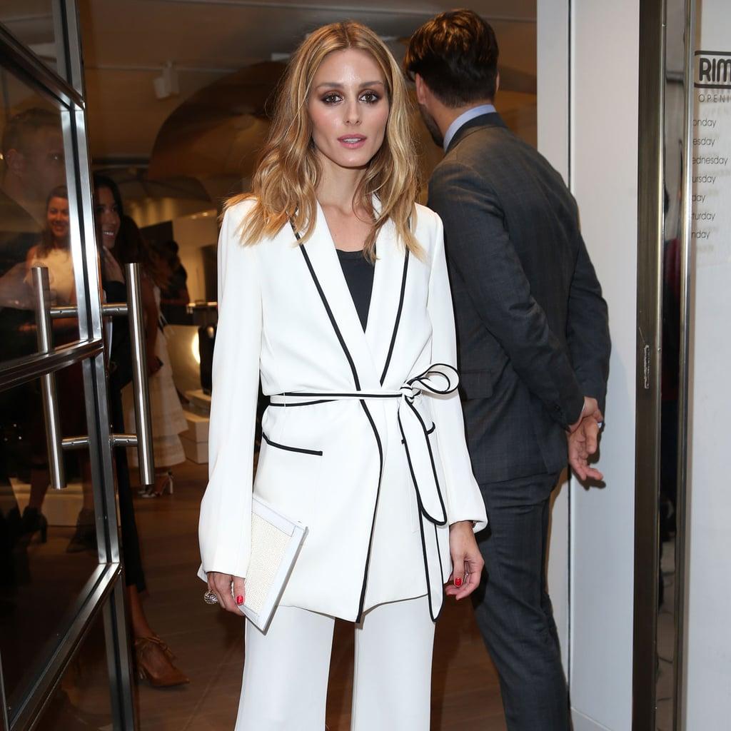 Olivia Palermo 39 S Zara Style Popsugar Fashion