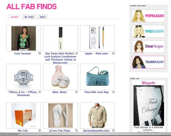 Introducing FAB Finds!!