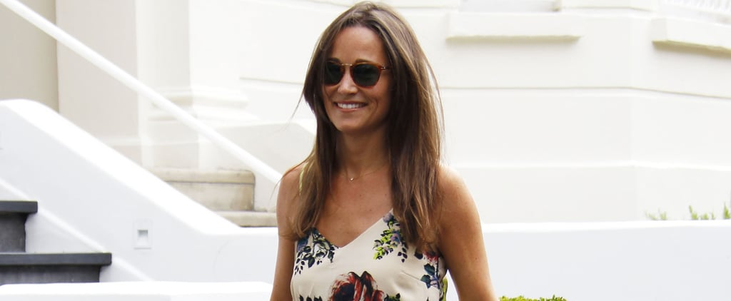 Pippa Middleton's Floral Dress Is a Throwback to Kate's Prewedding Style