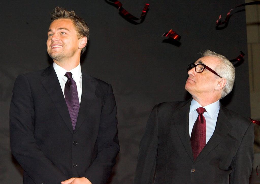 "Martin Scorsese Calls Him ""Kid"""