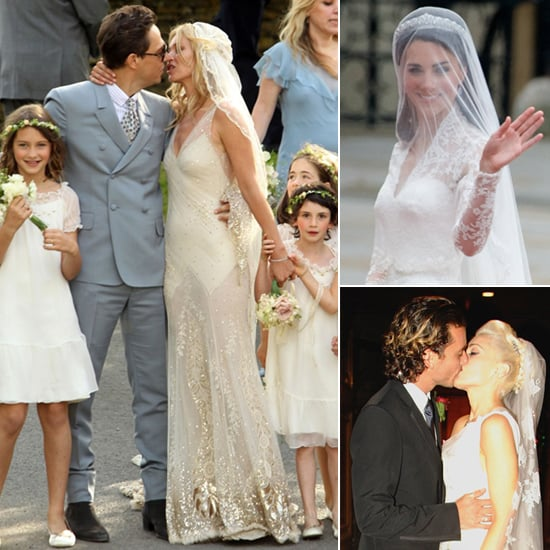 See the Most Gorgeous Celebrity Wedding Dresses!