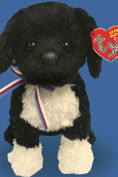 How Much Would You Pay For Bo the Beanie Baby?