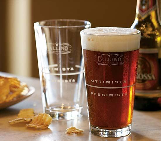 Ottimista / Pessimista Glass: Love It Or Hate It?