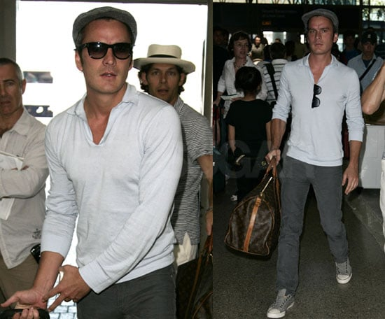 Photos of Balthazar Getty who is Rumored To Be Having An Affair With Sienna Miller