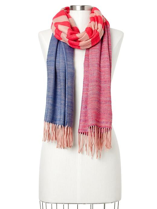 Gap Colorblock Scarf