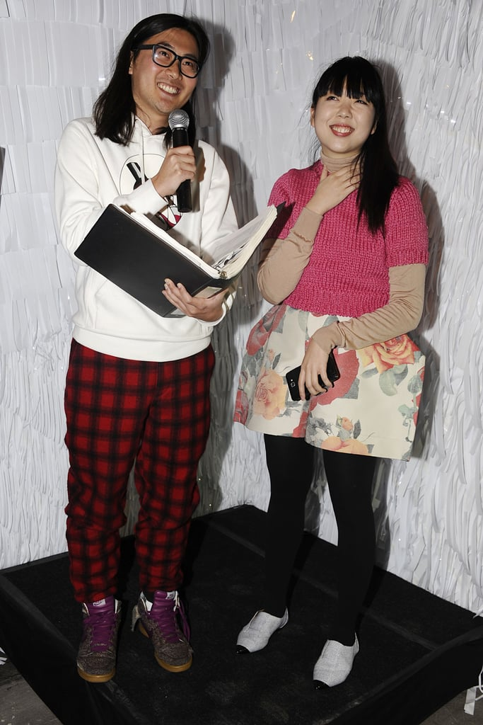 Phil Oh and Susie Bubble